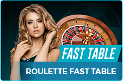 Roulette Fast table